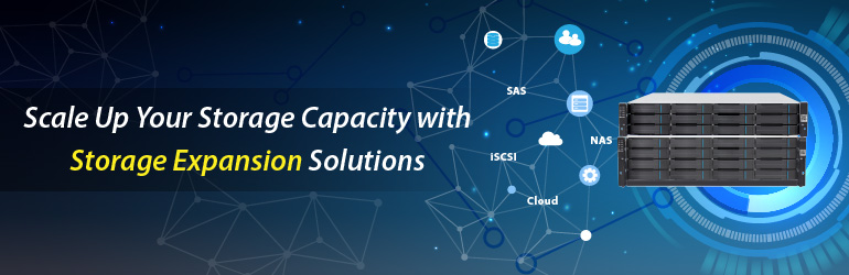 Surveon - Scale Up Your Storage Capacity with Storage Expansion
