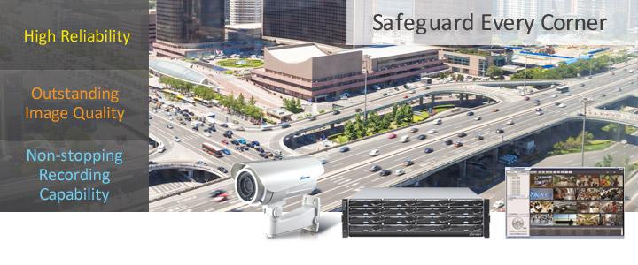Videovigilancia para Ciudades